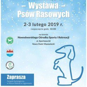 42 Karnawałowa Wystawa Psów Rasowych 🇵🇱 NDM 2-3.02.2019