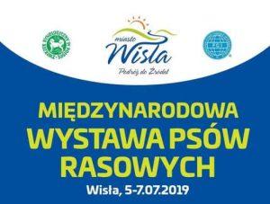 Międzynarodowa Wystawa Psów Rasowych 🇵🇱 WISŁA, 07-07-2019