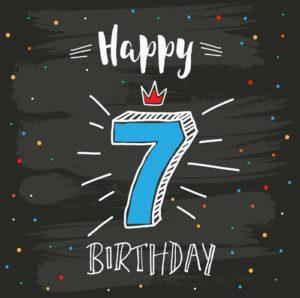 7 urodziny Alfa!